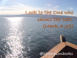 Thankful for the One who calms the seas