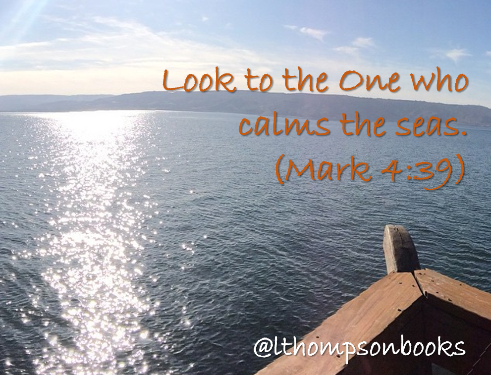 Calms the seas