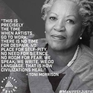 Toni Morrison on Purpose