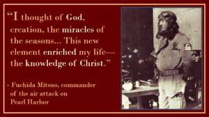 Fuchida: Enriched by Christ