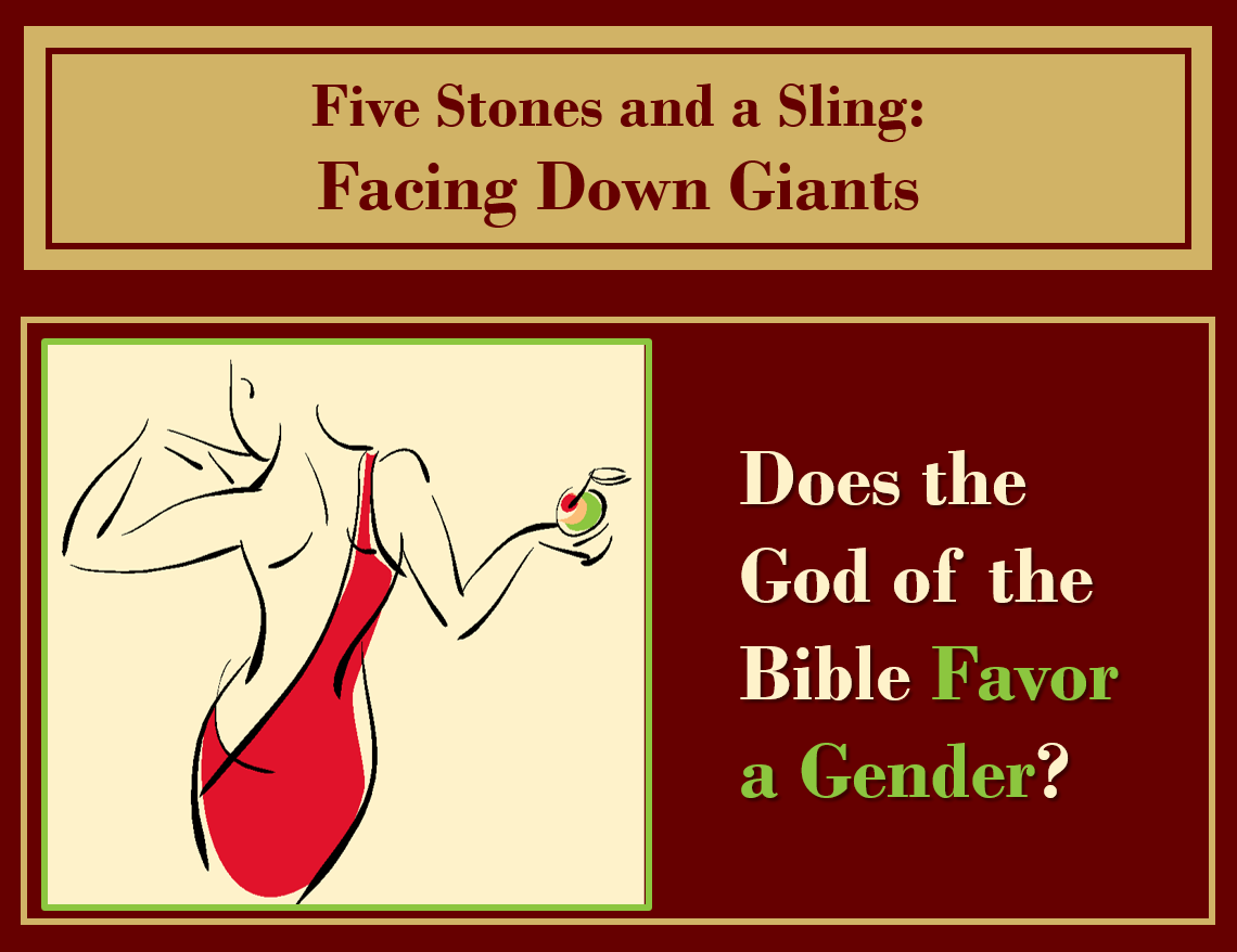Does the God of the Bible Favor a Gender