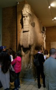 Sphinx that Guarded Nineveh's Main Gate