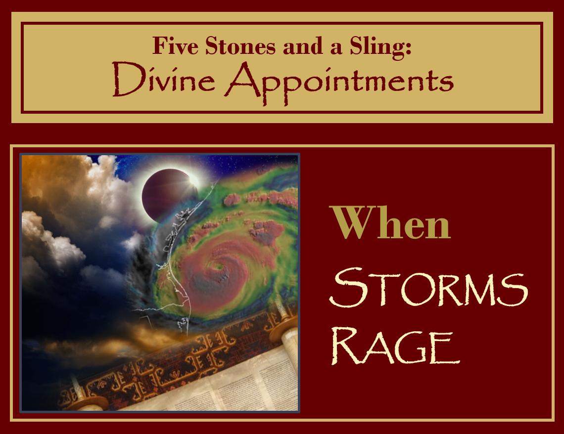 Harvey: When Storms Rage
