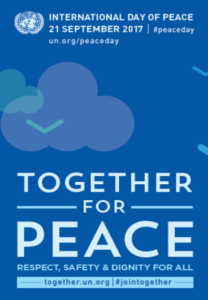 """UN Says """"Peace and Safety"""""""