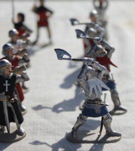 Fierce Toy Soldiers