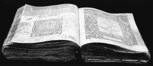 Bradford Geneva Bible