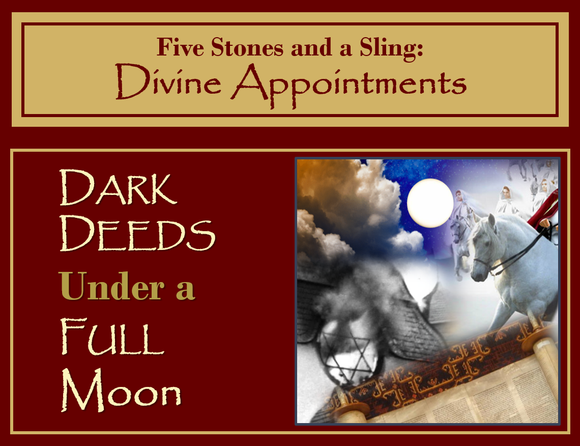 Samhain: Dark Deeds Under a Full Moon