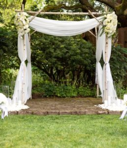 Our Bridal Canopy Awaits