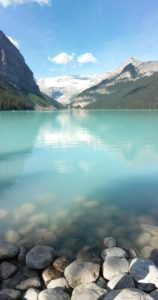 Lake Louise | Notes From a Nature Lover via Author Emily Conrad lthompsonbooks.com
