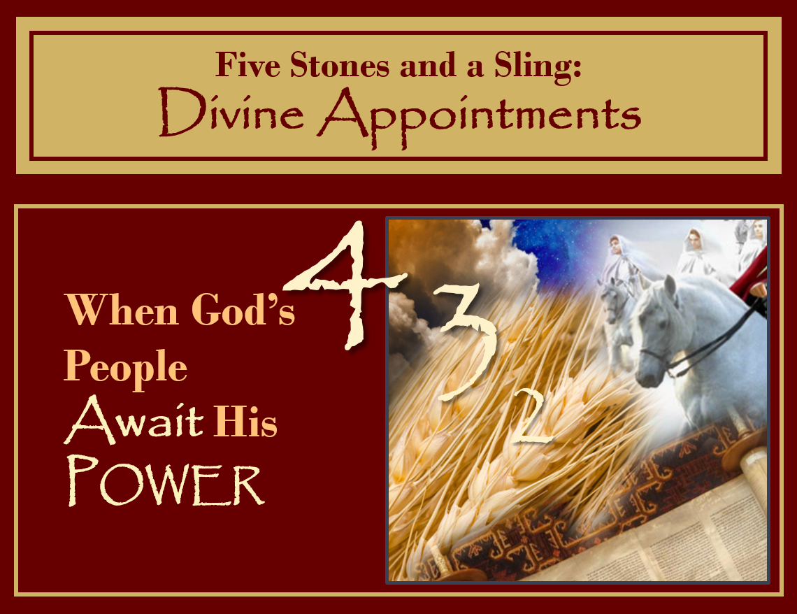 When God's People Await His Power: the Holy Spirit