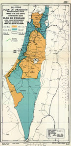 Israel: UN Partition Plan, 1947