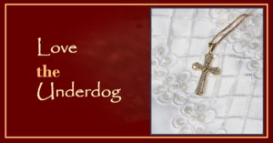 Love the Underdog | Cynthia Herron
