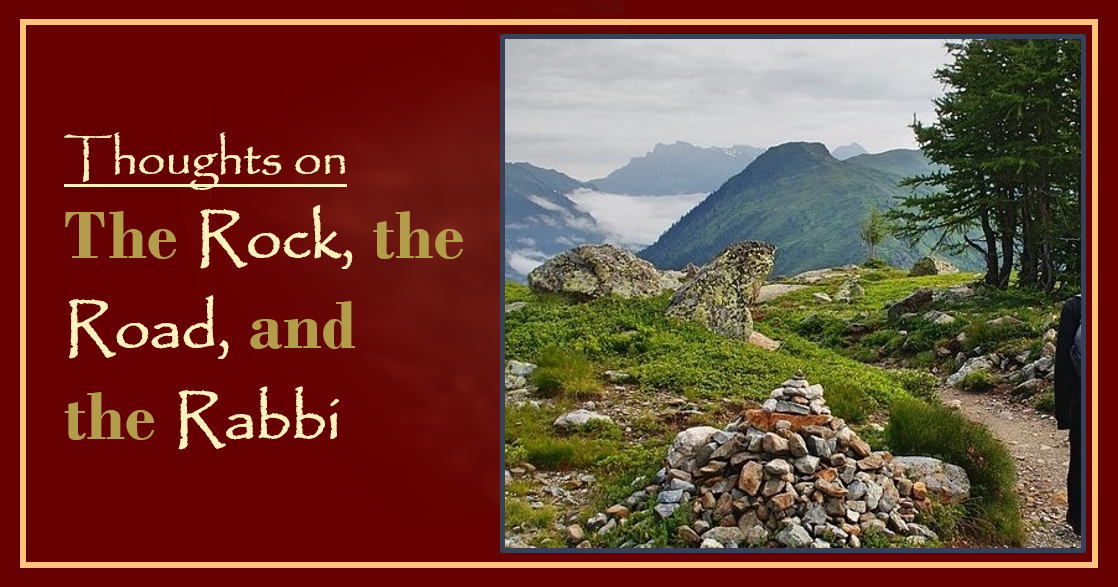 Thoughts on the Rock the Road the Rabbi