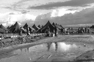 Pardes Hanna Camp, 1951