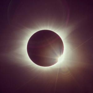 Elul 1 Eclipse, 2017