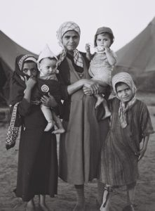 Jewish Yemenite mother