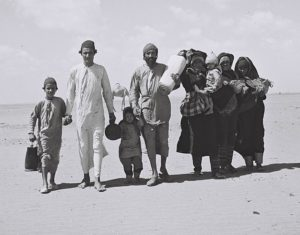 Yemini Jews Trek to Aden