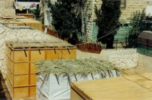 Sukkot in Israel