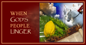 When God's People Linger (Eighth Day)