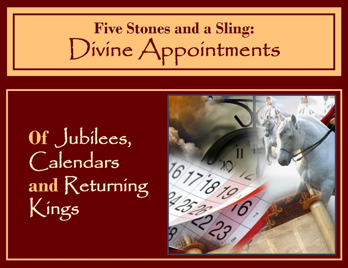 Of Jubilees, Calendars and Kings