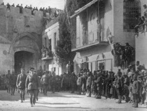 Jubilee 1917: Allenby Enters Jerusalem