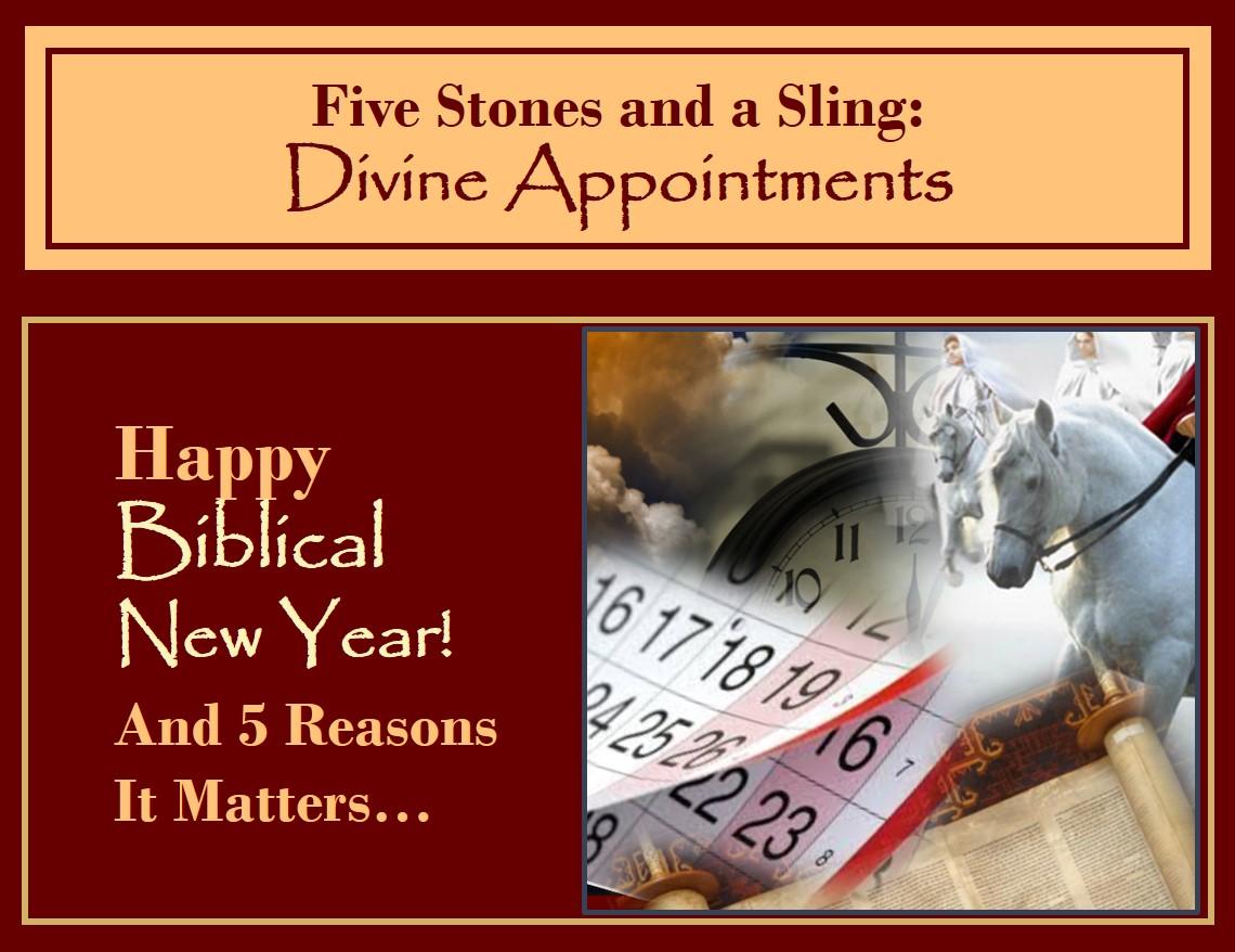 Happy Biblical New Year