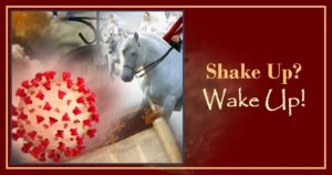 Shake Up Wake Up