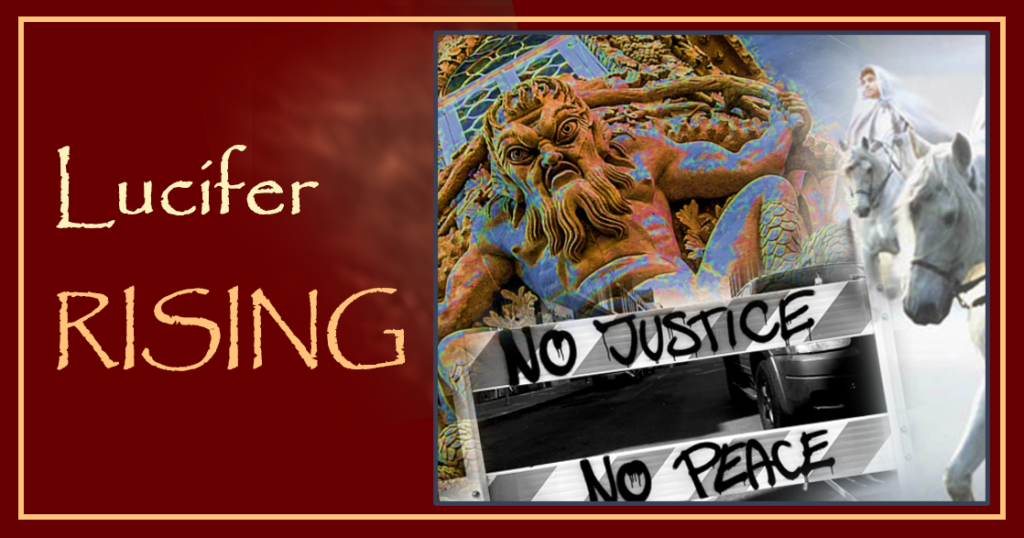 Lucifer Rising Banner