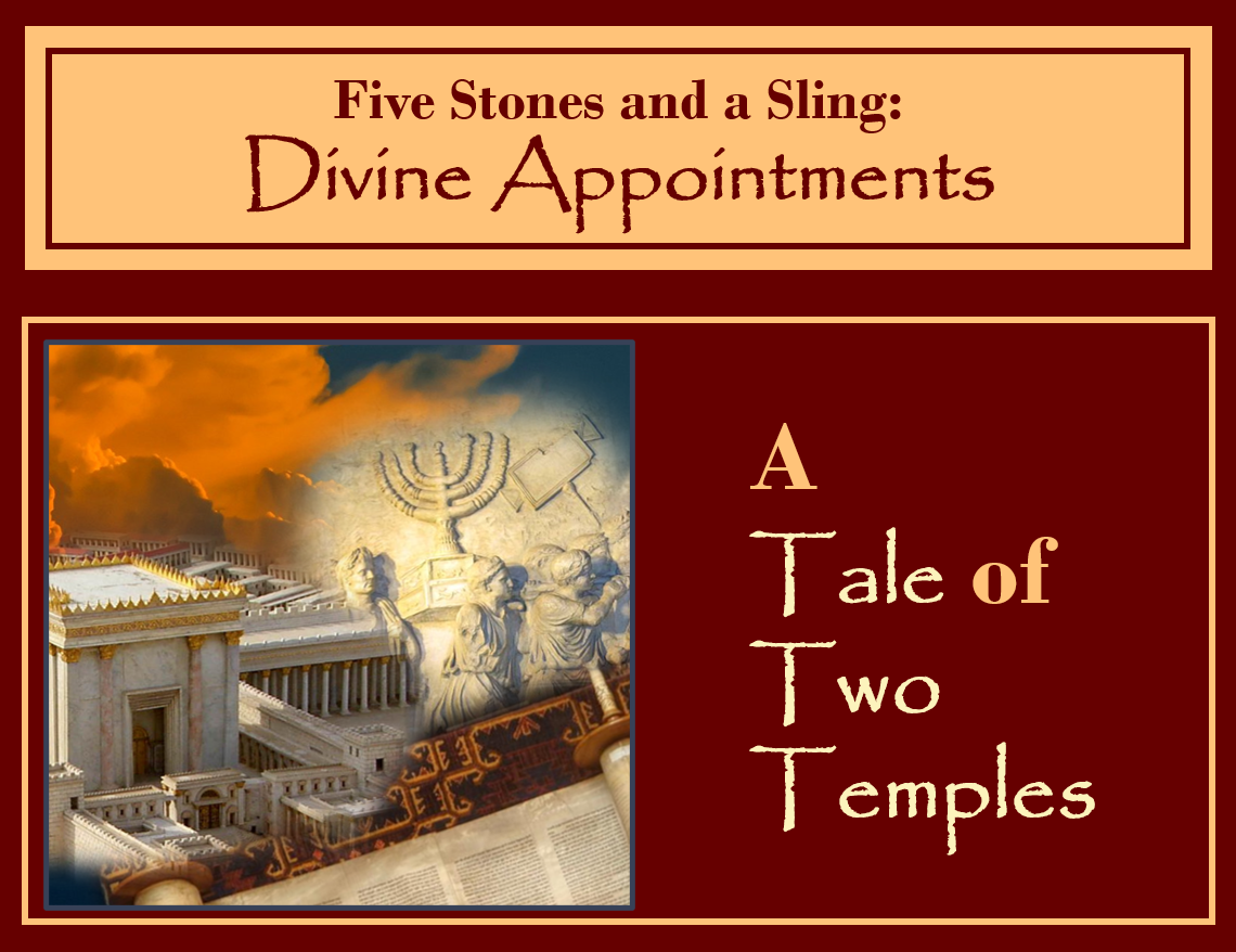 A Tale of Two Temples| Linda Thompson